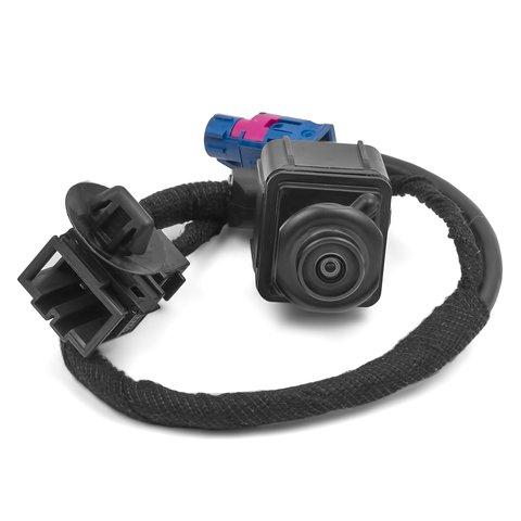 Штатная камера заднего вида для Volkswagen Scirocco 3, T5 Превью 1