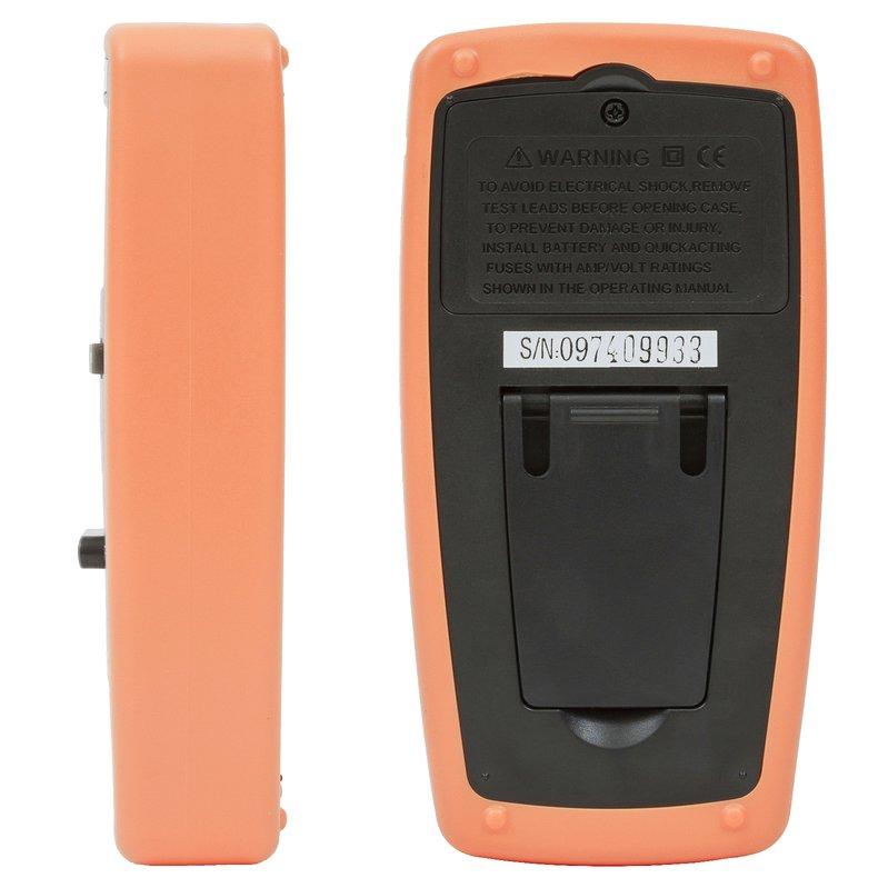 Кишеньковий цифровий мультиметр Accta AT-180 Зображення 7