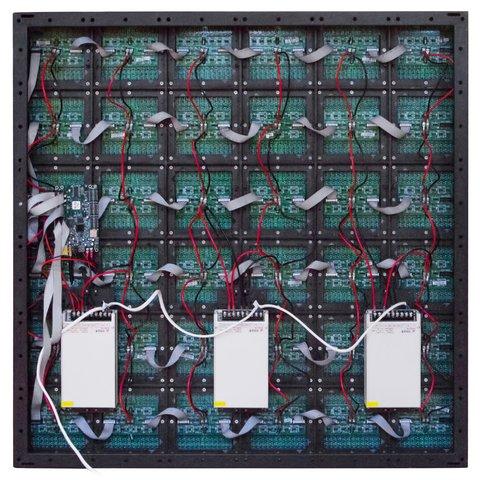 RGB LED-дисплей для реклами 960 мм × 960 мм, (96 × 96 точок), IP65