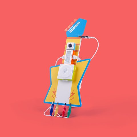 Набір електронних блоків Makeblock Neuron Inventor Kit