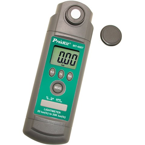 Люксметр Pro'sKit MT-4007 Прев'ю 1