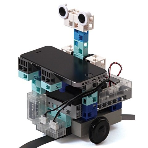 Конструктор ArTeC Robotist Сенсорна машинка