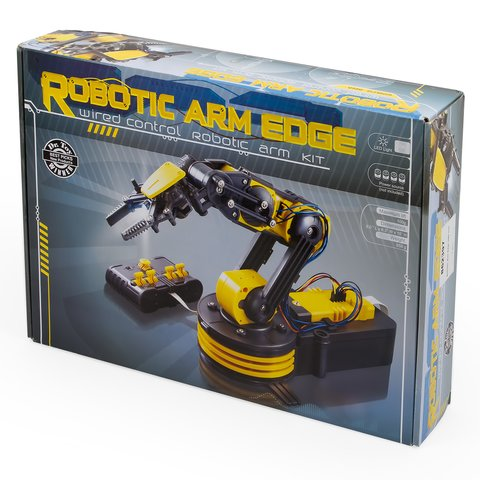 Робот-маніпулятор на батарейках, конструктор CIC