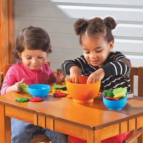 Ігровий набір Learning Resources Овочевий салат Прев'ю 4