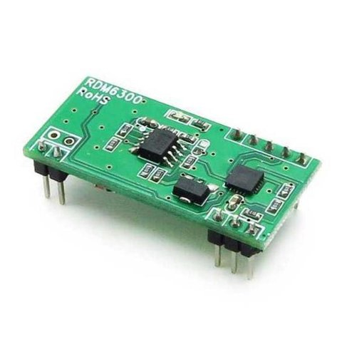 OKYSTAR UART 125 кГц EM4100 RFID-модуль RDM6300 Прев'ю 4