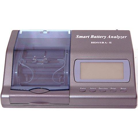 Battery Analyzer Smart 2500mAh Preview 1